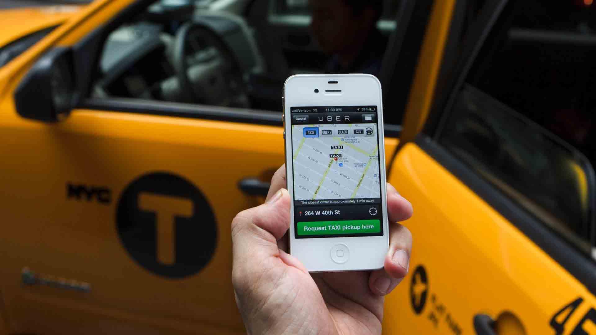 Bloquearán toda entrada tecnológica que permita contratar los servicios de transporte de la empresa