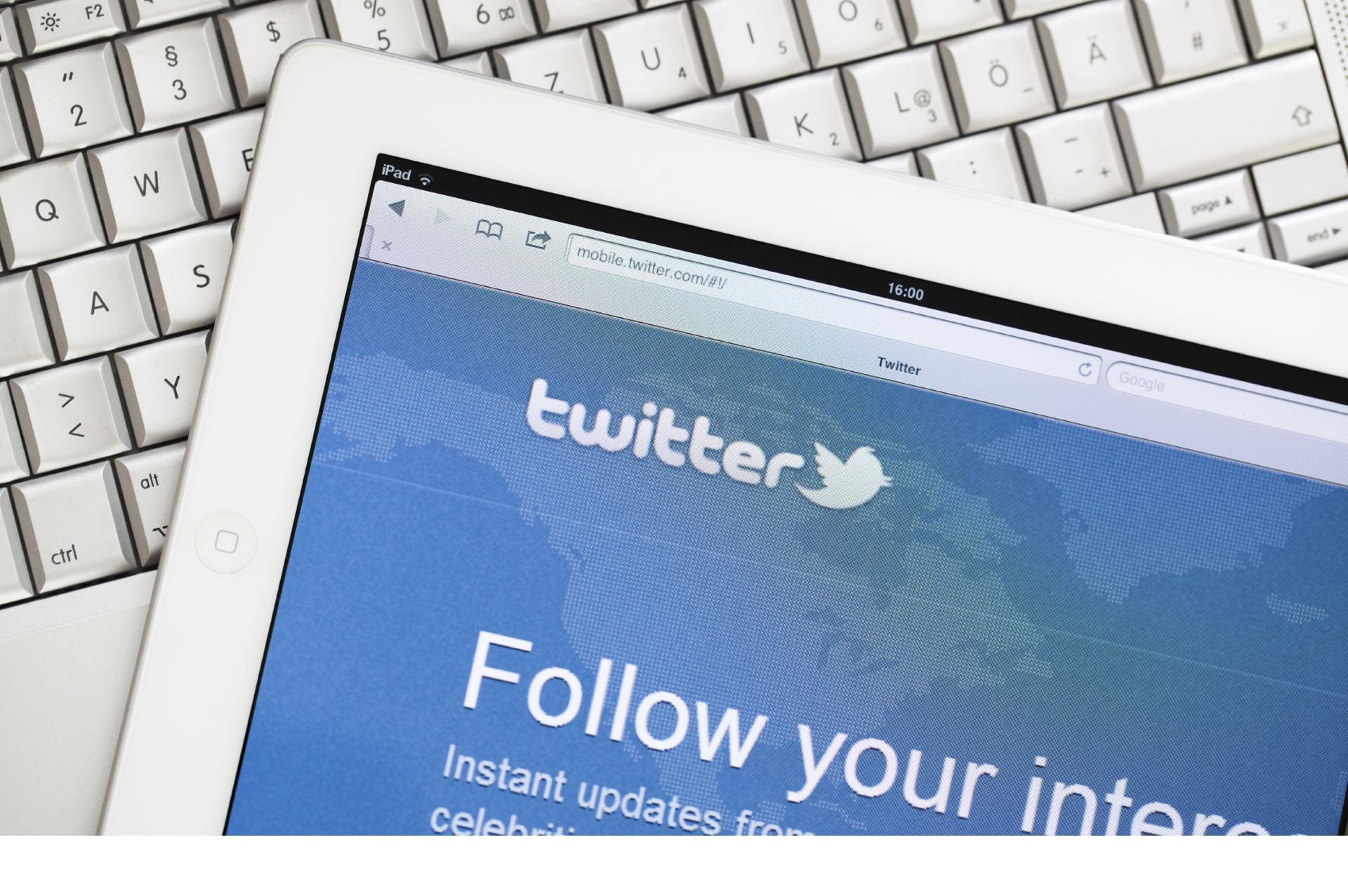 Servicio secreto británico se une a Twitter