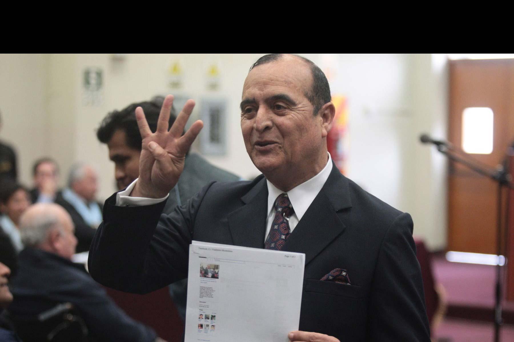 La Justicia de Luxemburgo será la encargada de determinar qué hacer con la fortuna del ex asesor presidencial peruano