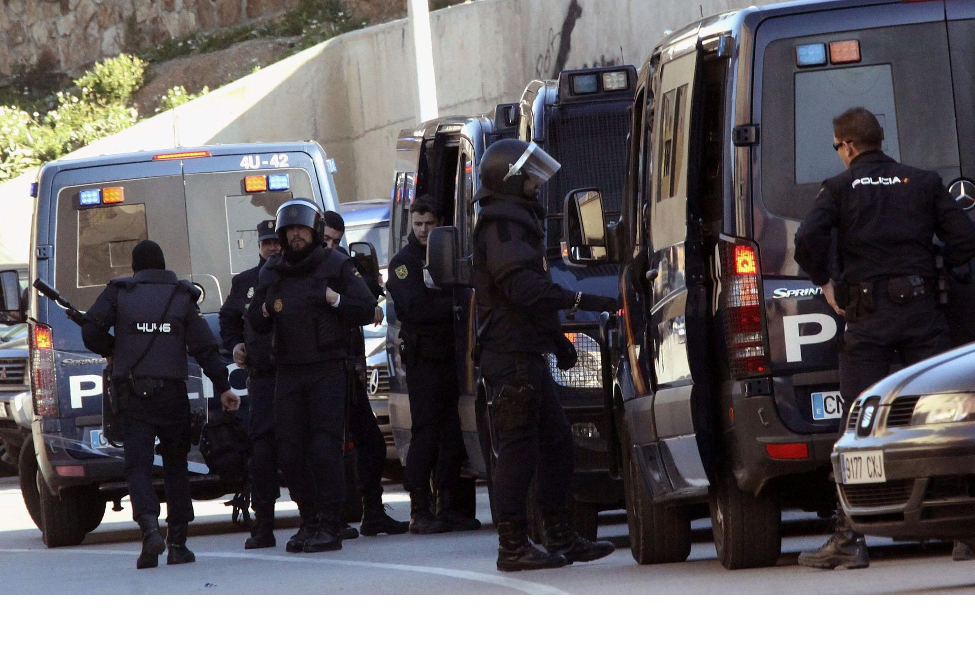 Detienen a presuntos yihadistas en España