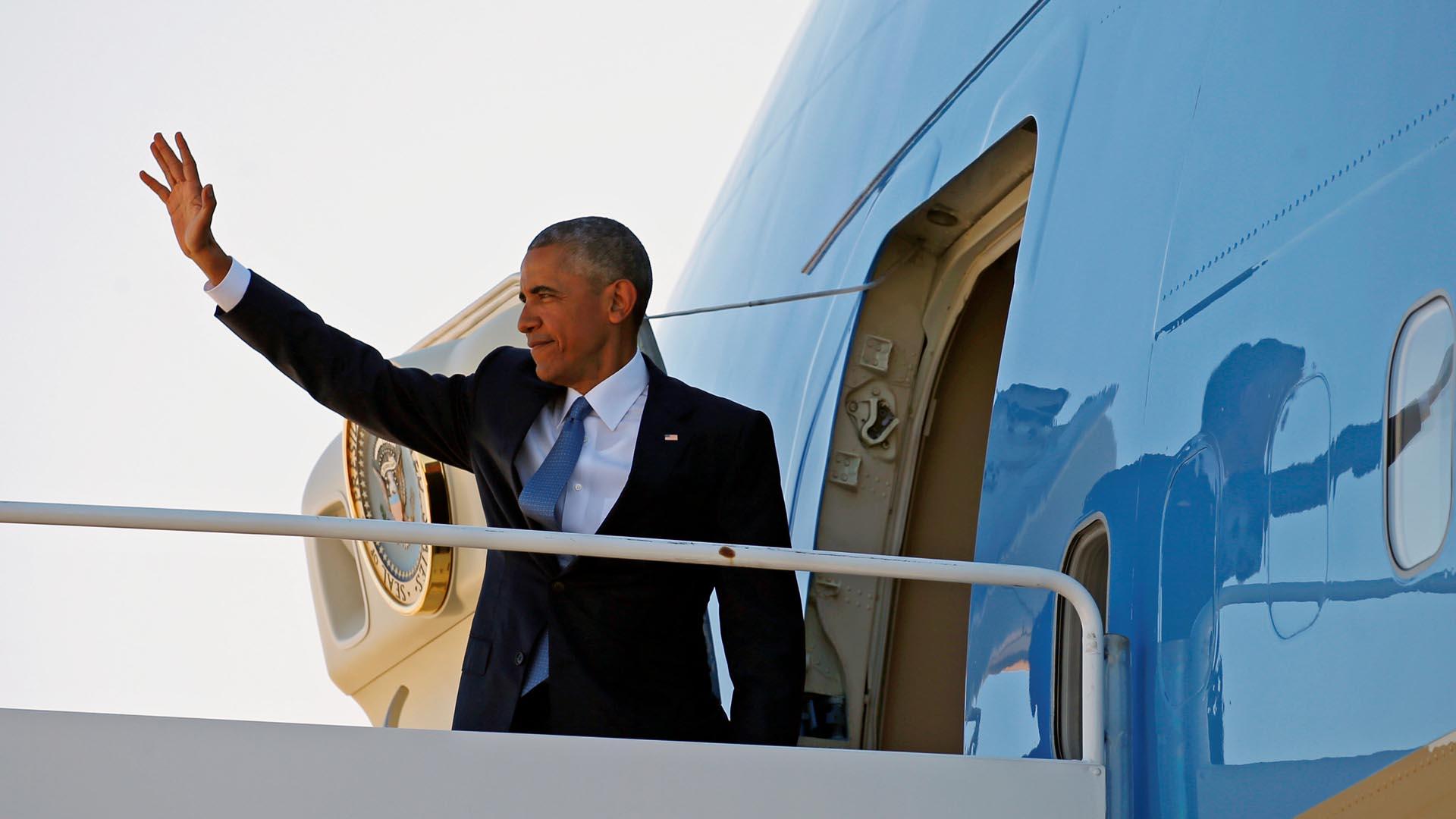 El presidente de los Estados Unidos ha subrayado la importancia de que un demócrata continúe sus políticas desde la Casa Blanca
