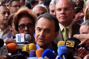 El jefe de seguridad del presidente de la Asamblea Nacional Henry Ramos Allup, se encuentra privado de libertad y no ha podido ser visto por nadie desde el pasado 24 de junio