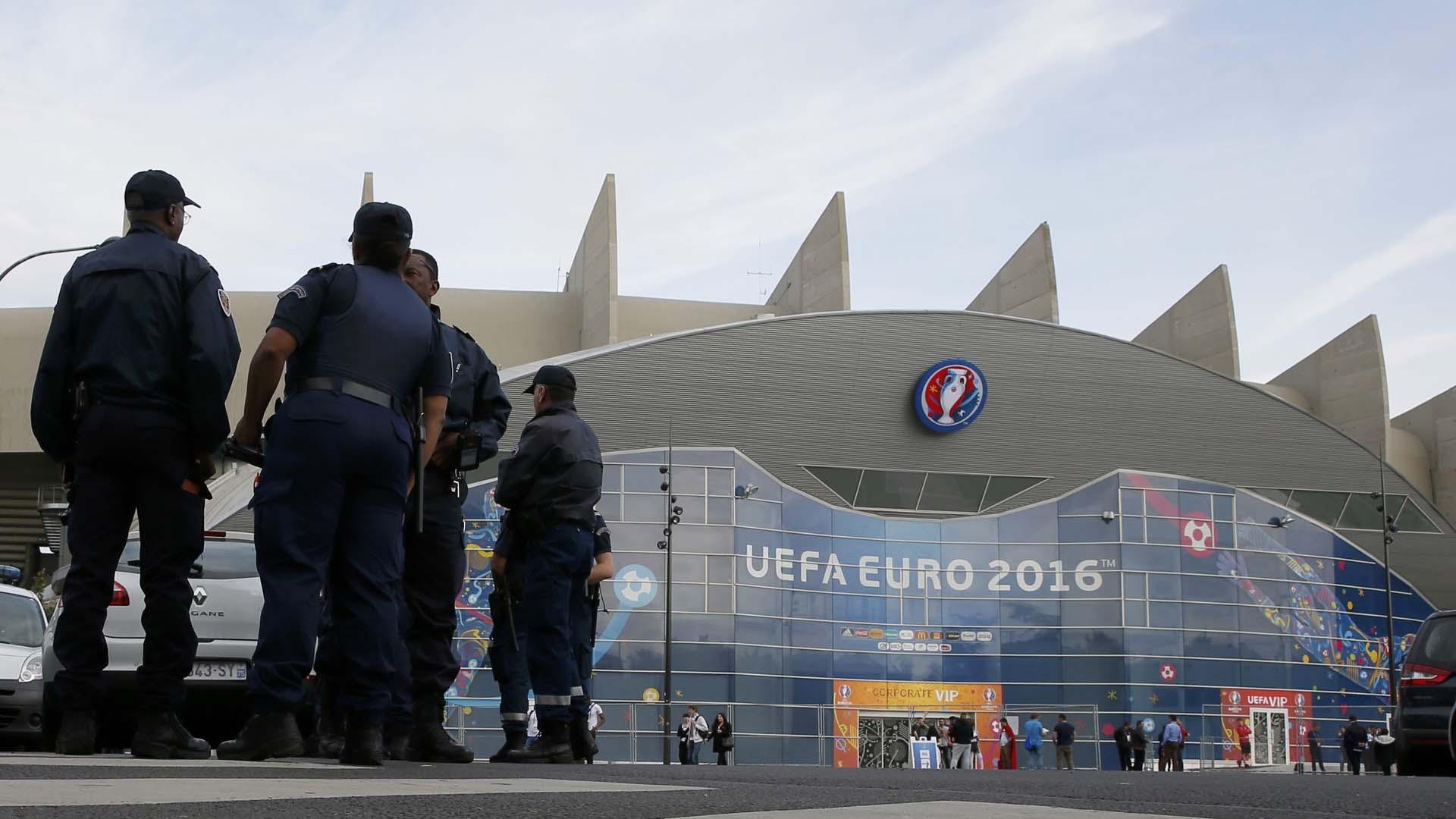500 personas, identificadas como peligrosas, son vigiladas para prevenir atentados en el torneo