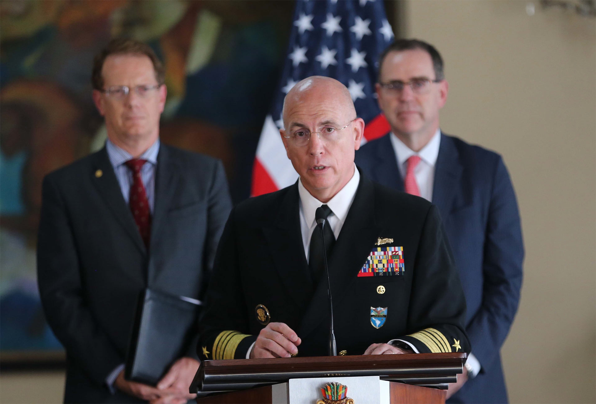Los Ejércitos de ambos países acordaron una cooperación mutua en ese rubro y en el del tráfico de personas