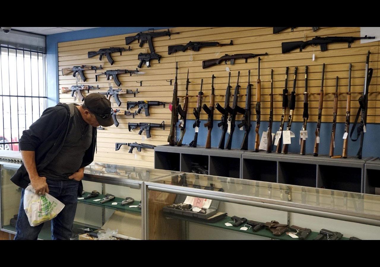 En el país hay 55 mil tiendas que las comercializan. Desde hace años, Obama lucha por una legislación más rigurosa
