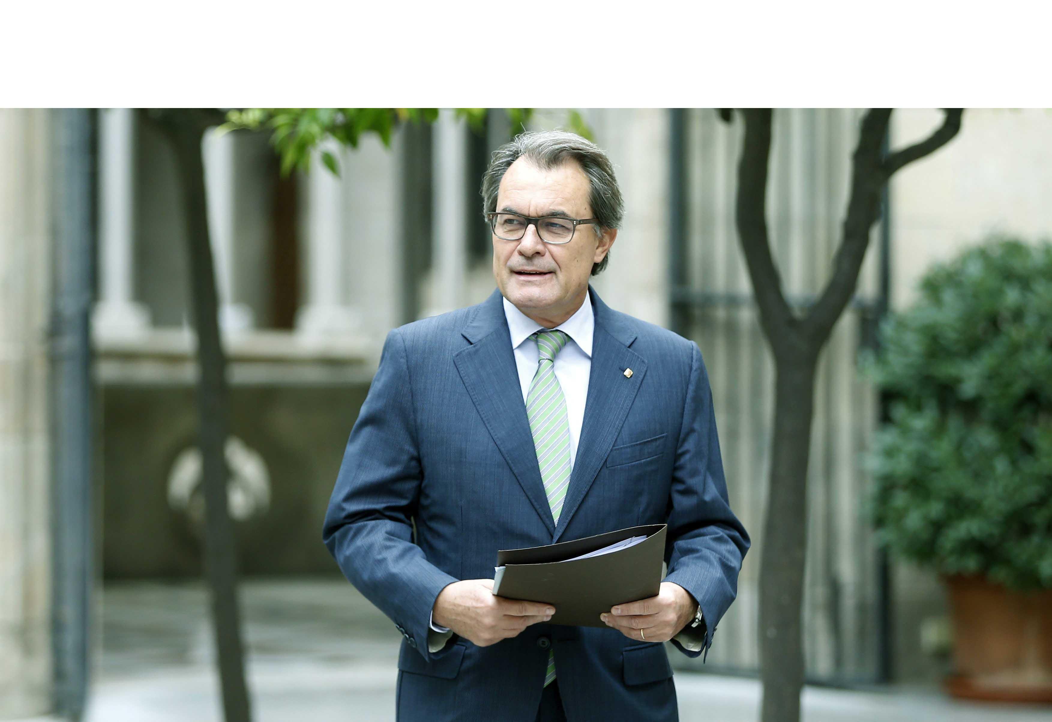El ex jefe de gobierno, de 60 años, dejó la presidencia del ejecutivo catalán el pasado enero, tras presiones de anticapitalista