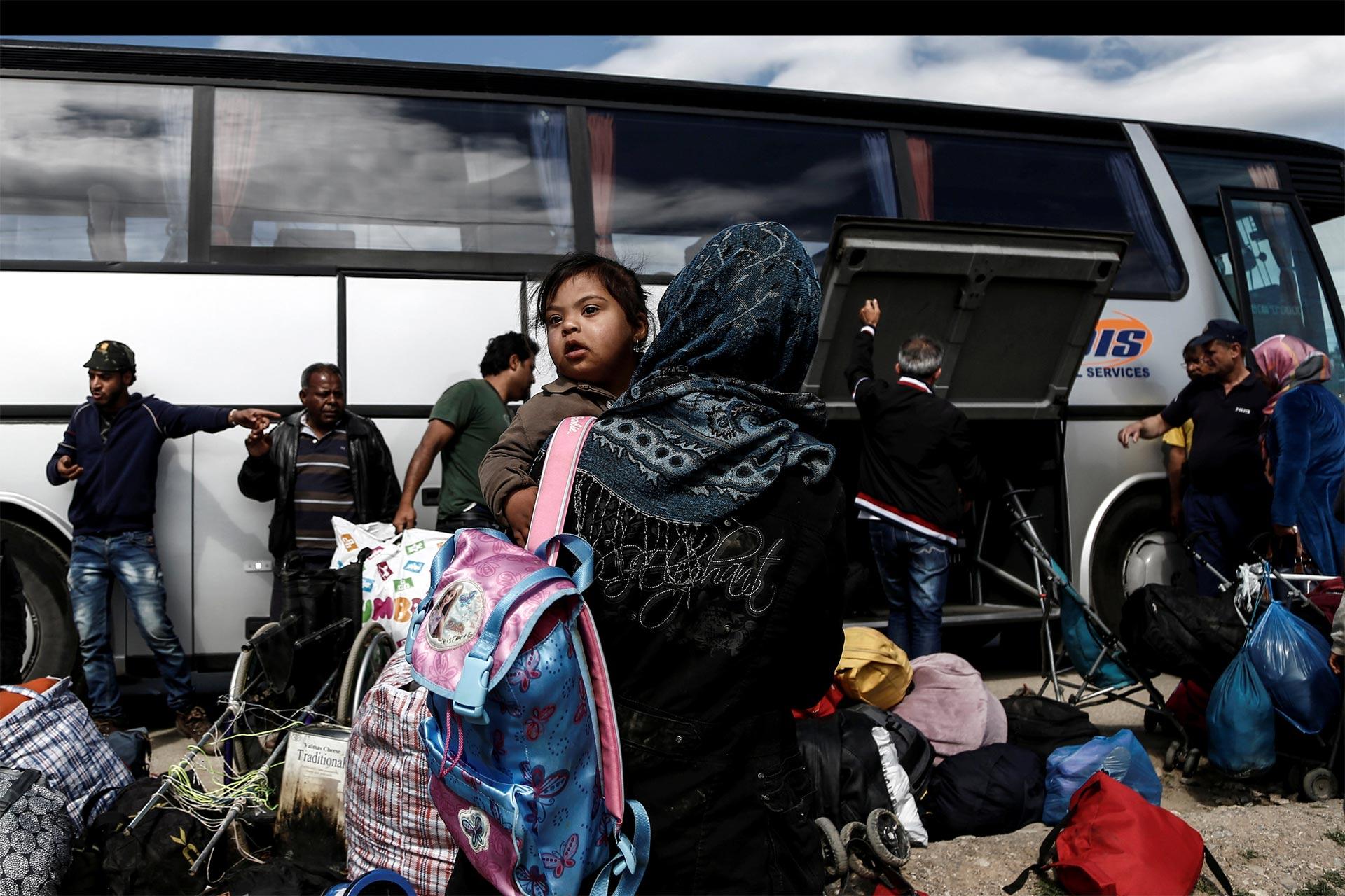 En los pasos con Italia y Eslovenia se implementarán medidas en caso de que aumente la llegada de inmigrantes