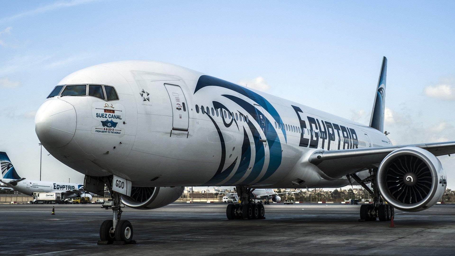 Hace 12 días la aerolínea perdió uno de sus aviones tras estrellarse con 66 pasajeros en el Mar Mediterráneo