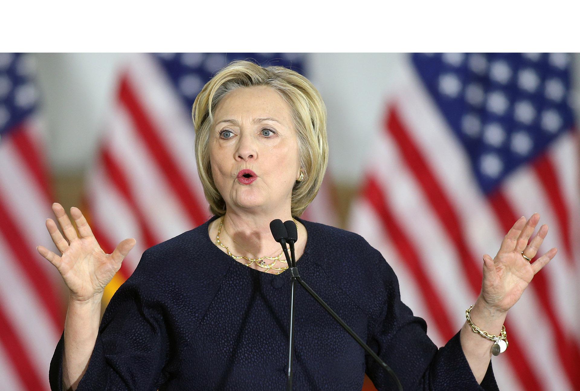 Hillary Clinton favorita para comicios