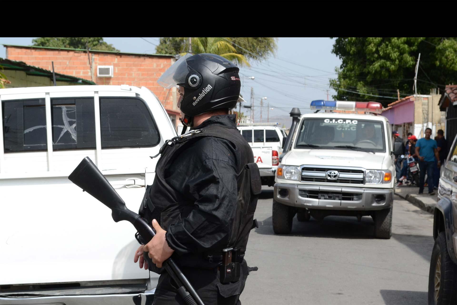 El Puchungo era el jefe de una de las bandas más peligrosas de Maracaibo. Sus dos cómplices principales también fallecieron