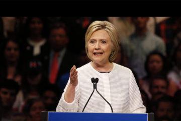 La candidata presidencial resaltó la importancia de hacer frente al terrorismo, luego de la masacre de Orlando
