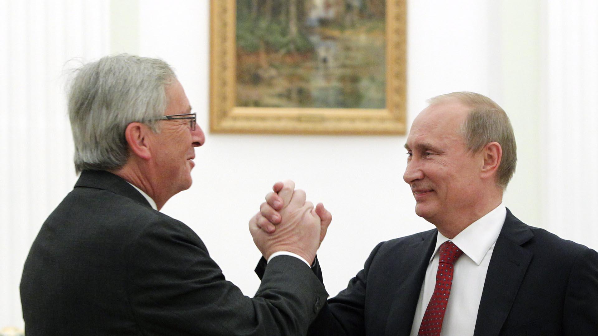 Diecinueve meses después de su ultima reunión, ambos políticos conversaran sobre las relaciones de la UE con Rusia