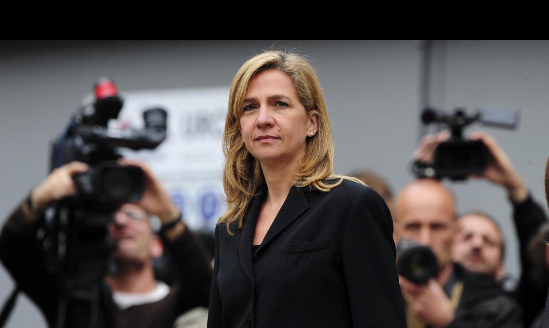 Se presentará el 14 de junio, en medio del caso de corrupción en el que está acusada junto a su marido, Iñaki Urdangarin