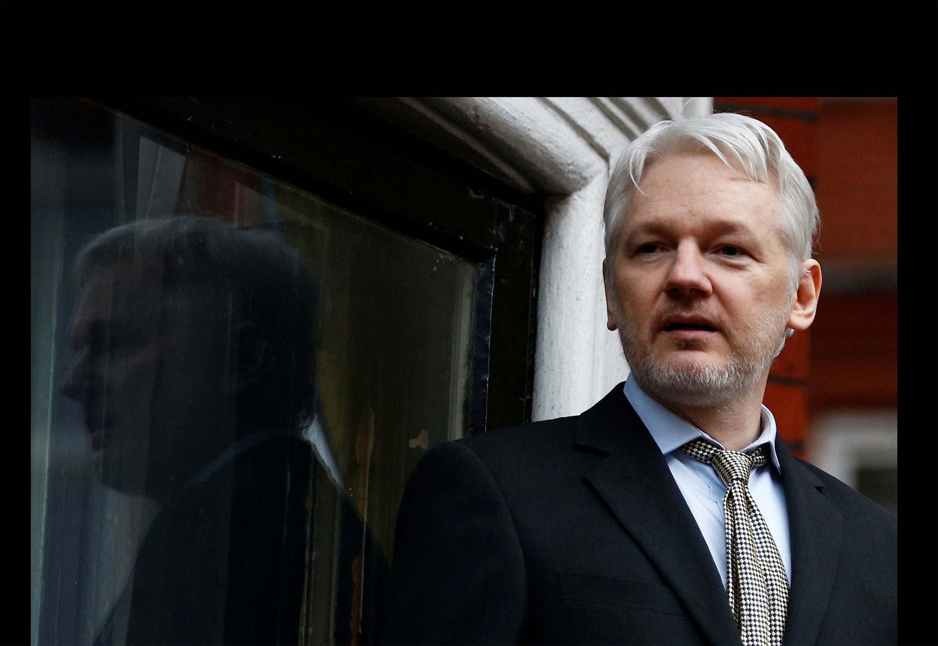 El fundador de Wikileaks lleva cuatro años de reclusión en la embajada ecuatoriana de Londres