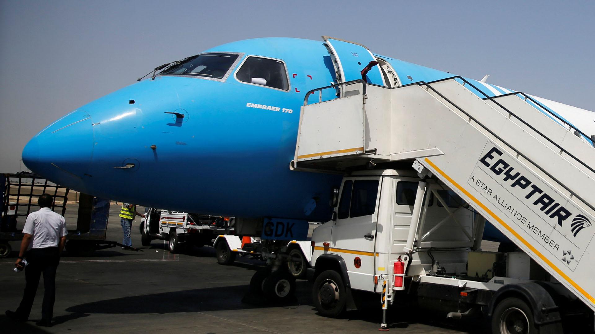 En el avión iban 118 pasajeros y 17 tripulantes de cabina
