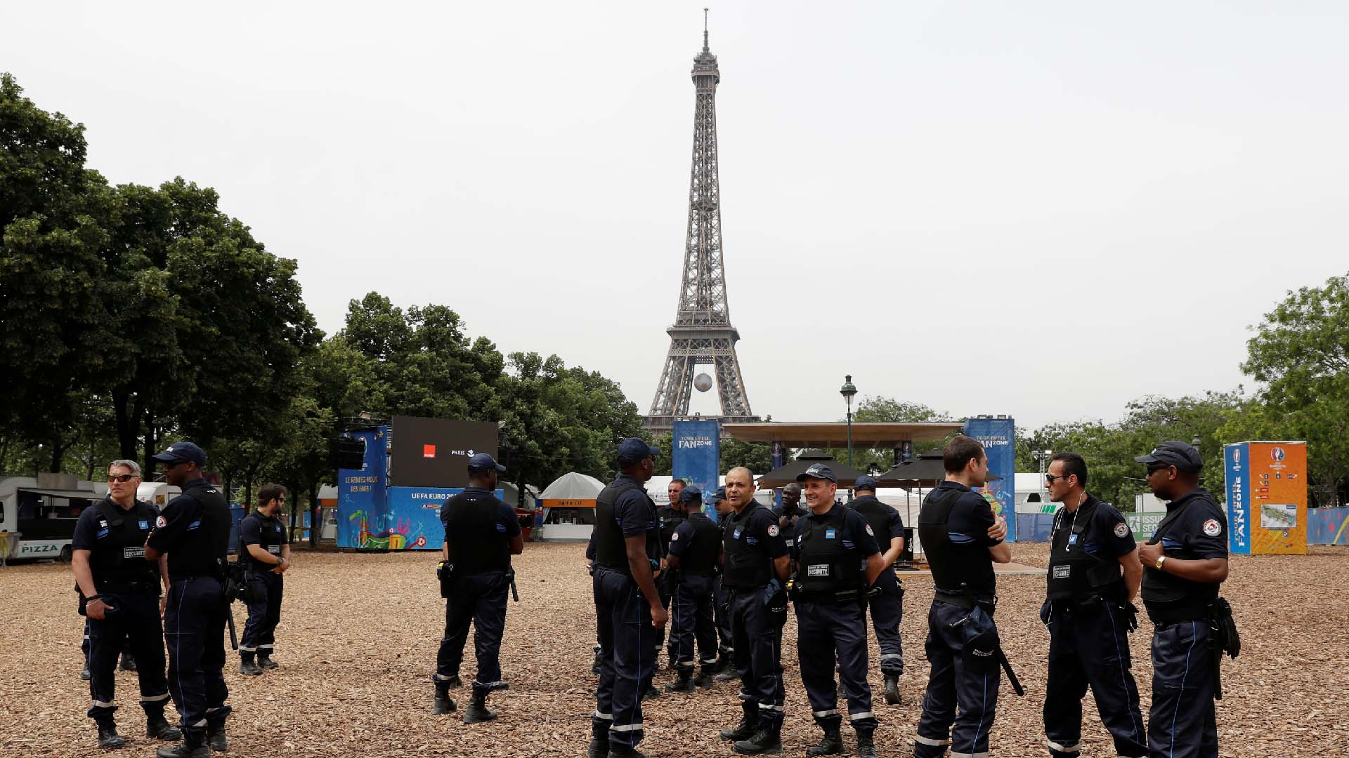 Las protestas van contra reformas laborales aplicadas en Francia
