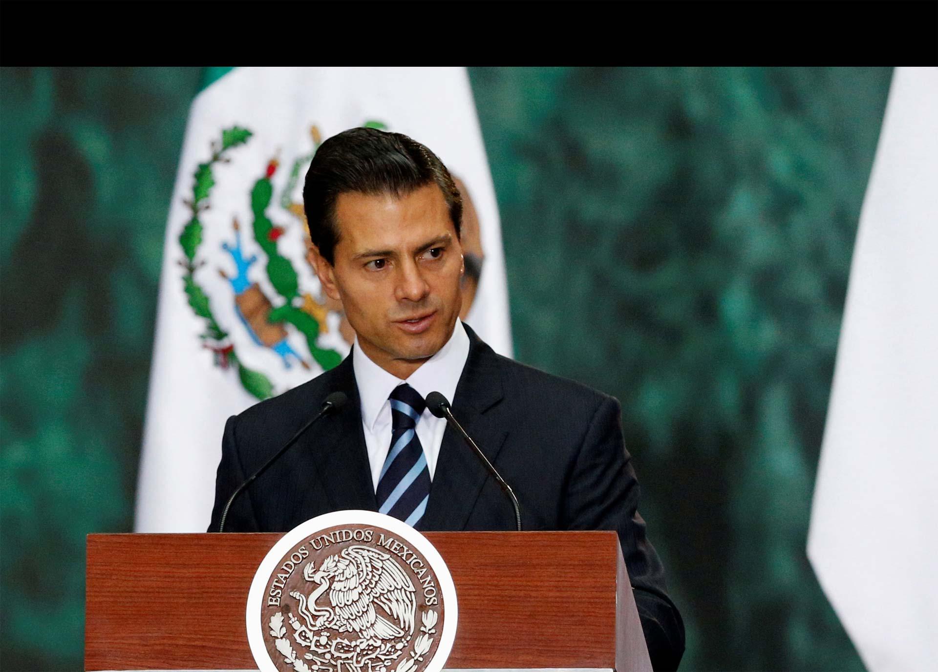 El presidente Peña Nieto lo calificó como la mayor transformación institucional del país en lo últimos cien años