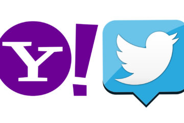 Twitter y Yahoo planean unión