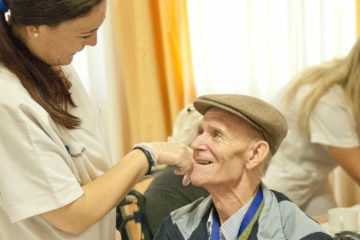 Los factores acarreados por la situación país han afectado los geriátricos donde los abuelos no viven en las condiciones adecuadas