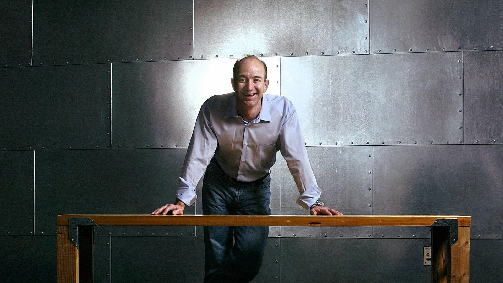 Jeff Bezos quiere conquistar el espacio