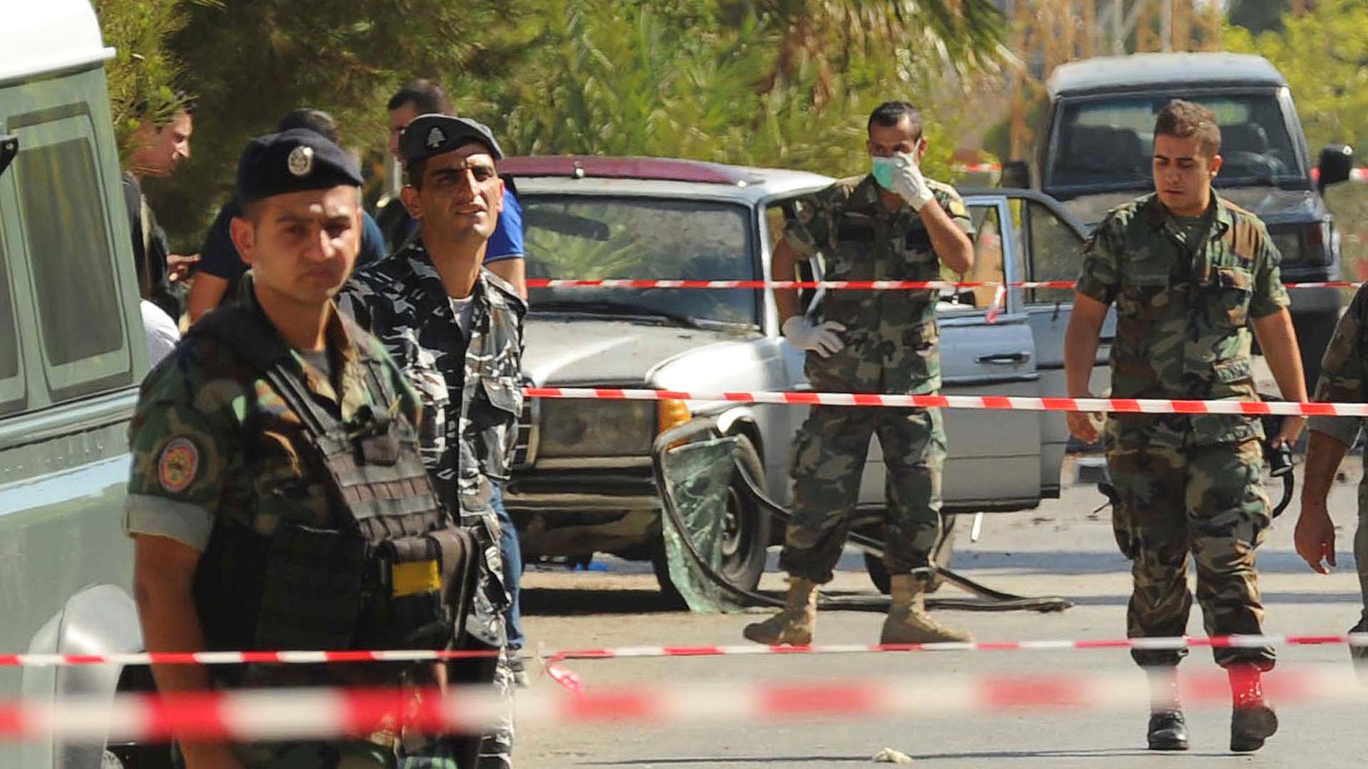 Cinco fallecidos por ataques en Líbano