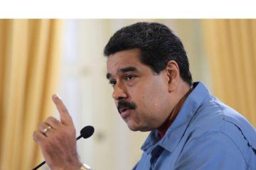 Maduro quiere diálogo con Allup