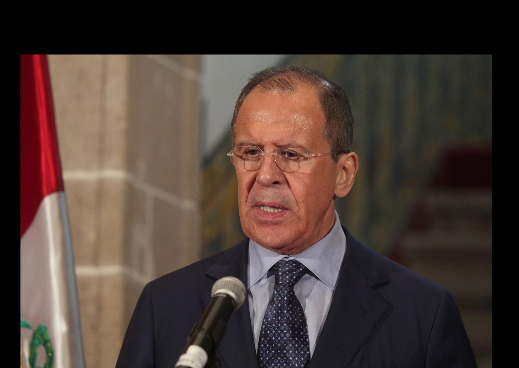 Así lo aseguró el ministro de exteriores, Serguei Lavrov. La idea sería defenderse de los terroristas