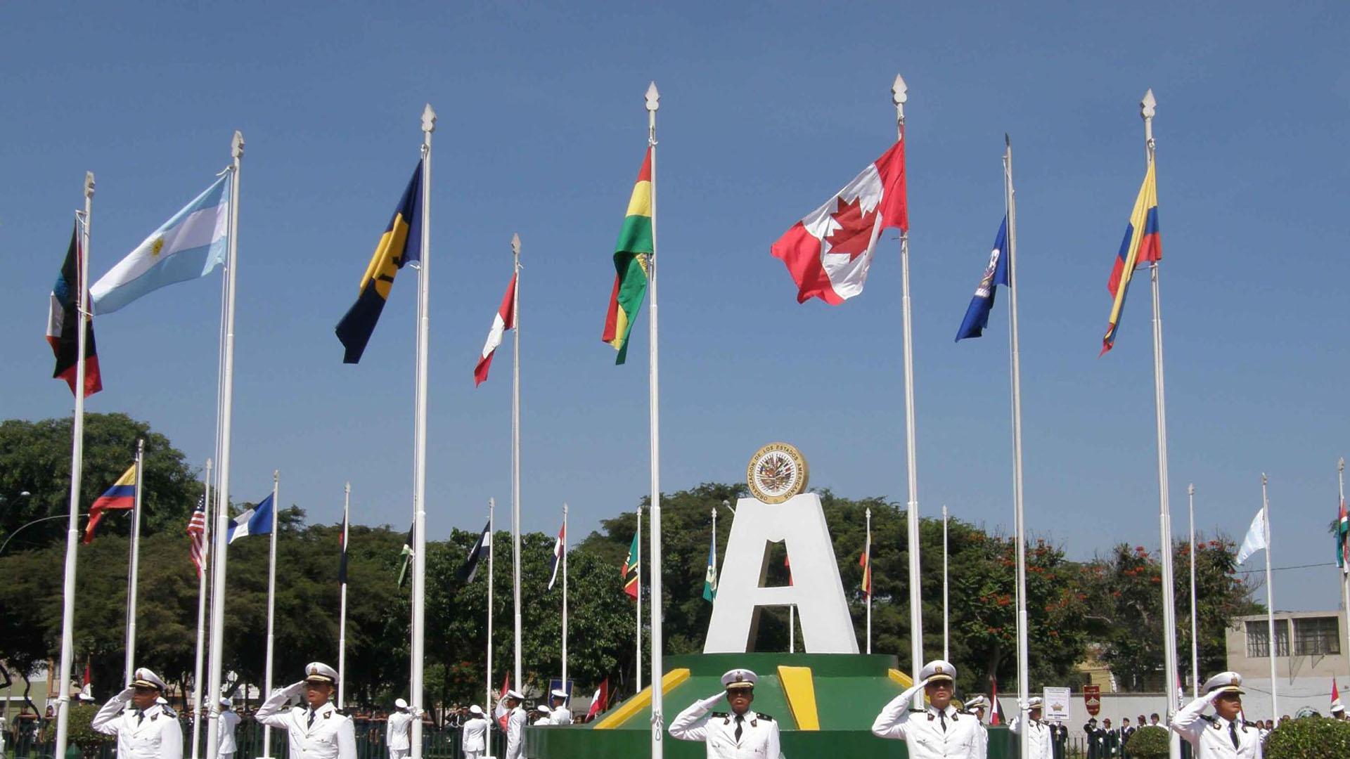 Las cancillerías reafirmaron el respaldo de los gobiernos de sus países a los procedimientos constitucionales