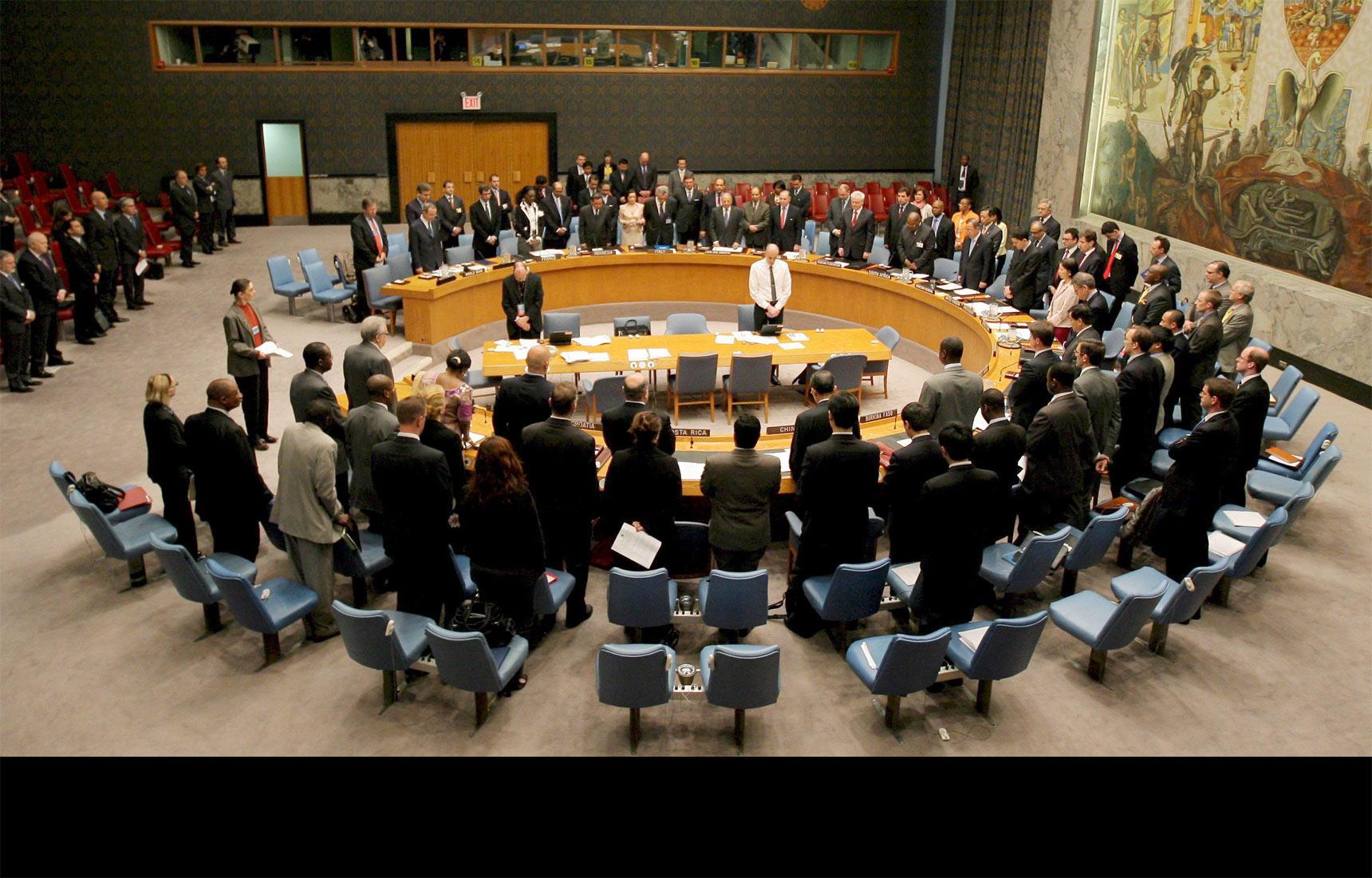 Tres de las cinco plazas de miembros no permanentes ya tienen nuevos dueños: Bolivia, Suecia y Etiopía