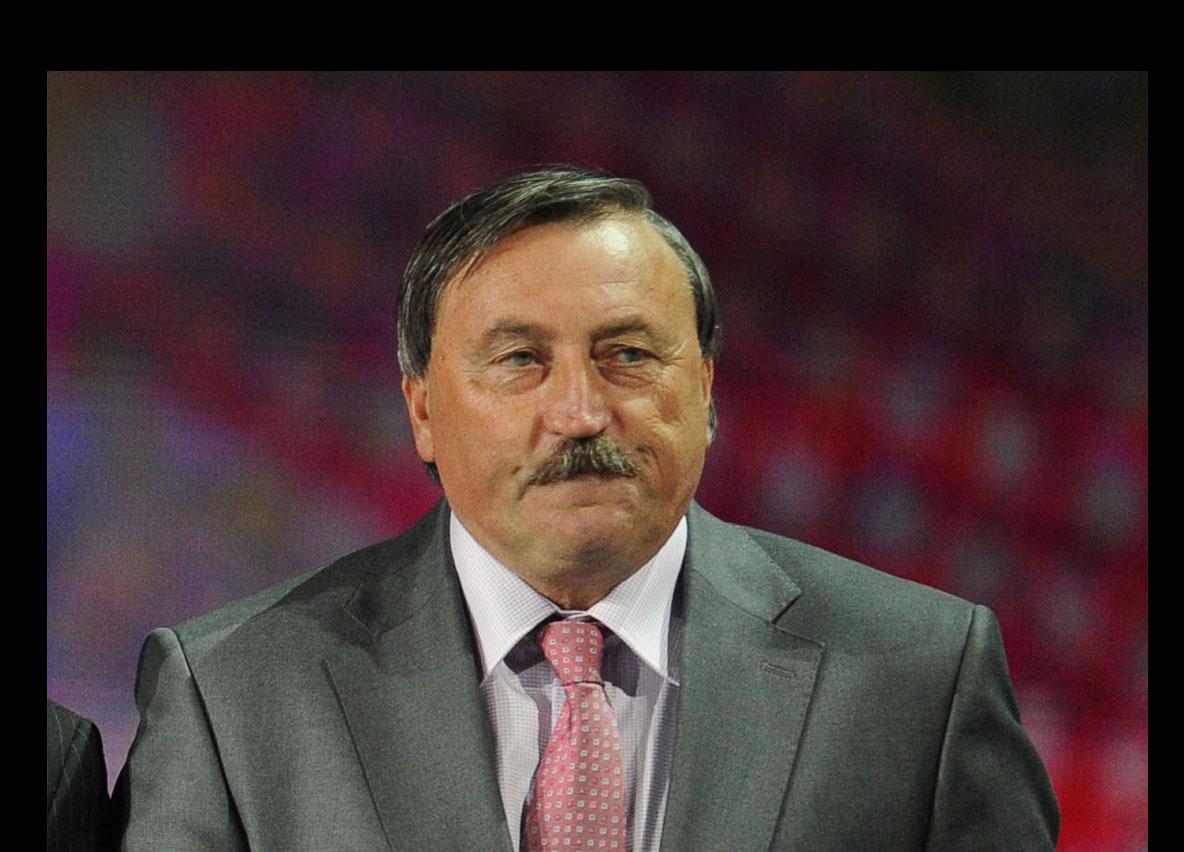 El mítico futbolista, campeón del máximo torneo continental con Checoslovaquia, no viajó a la Eurocopa