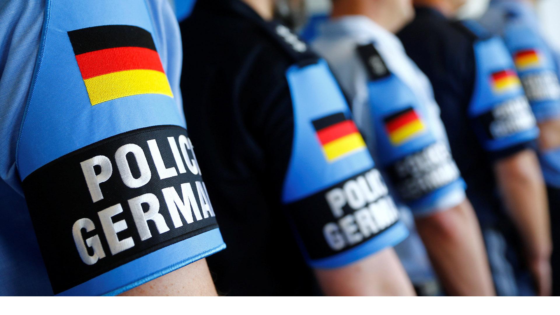 Policía alemana detuvo a seis rusos