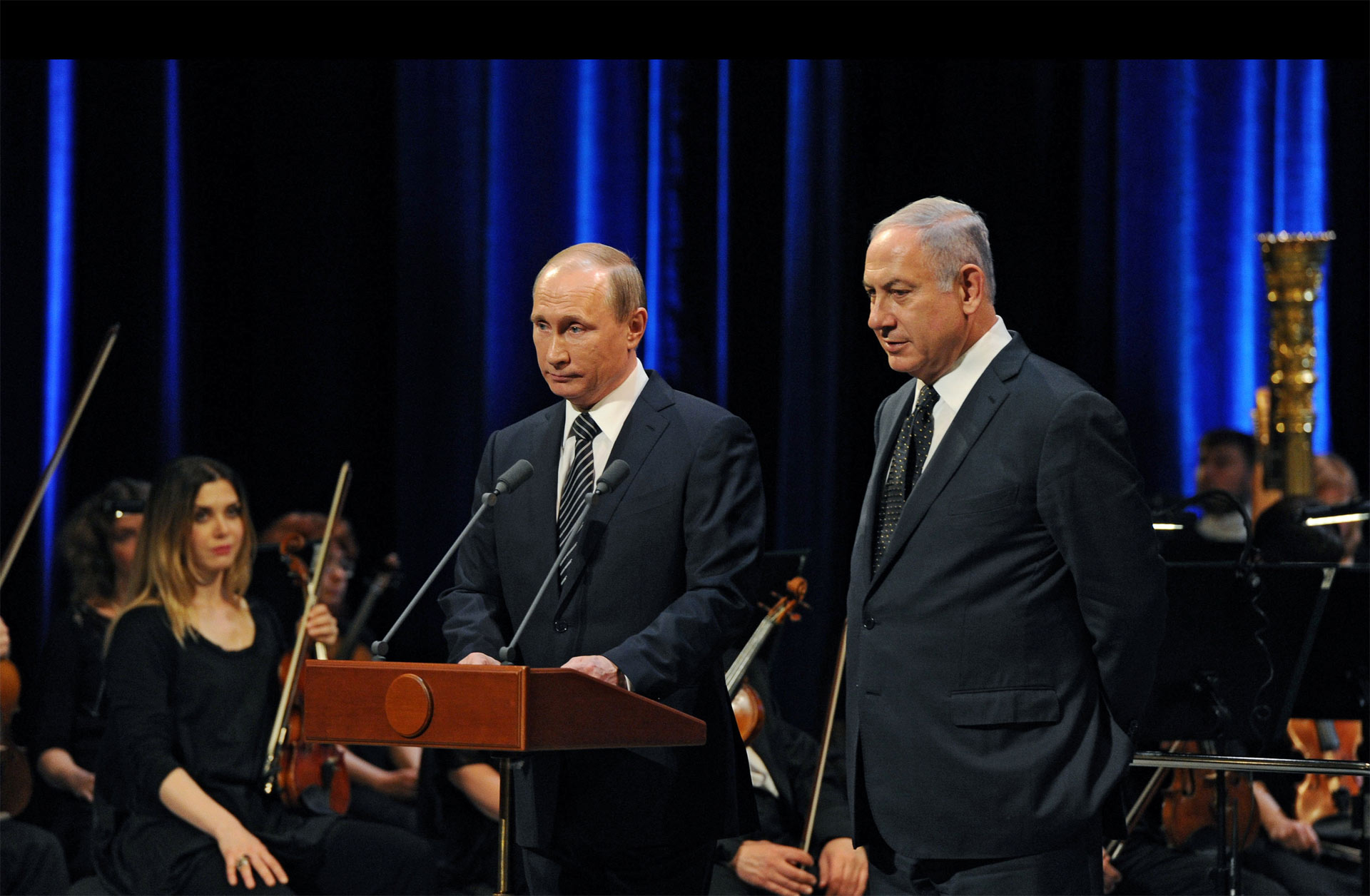 Pese a ser un aliado de Irán y Siria, Vladimir Putin se reunió con el primer ministro israelí para fortalecer vínculos