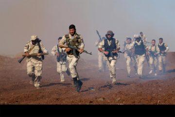 Desde que las fuerzas kurdas iniciaron una ofensiva en Siria, 450 yihadistas han perdido la vida
