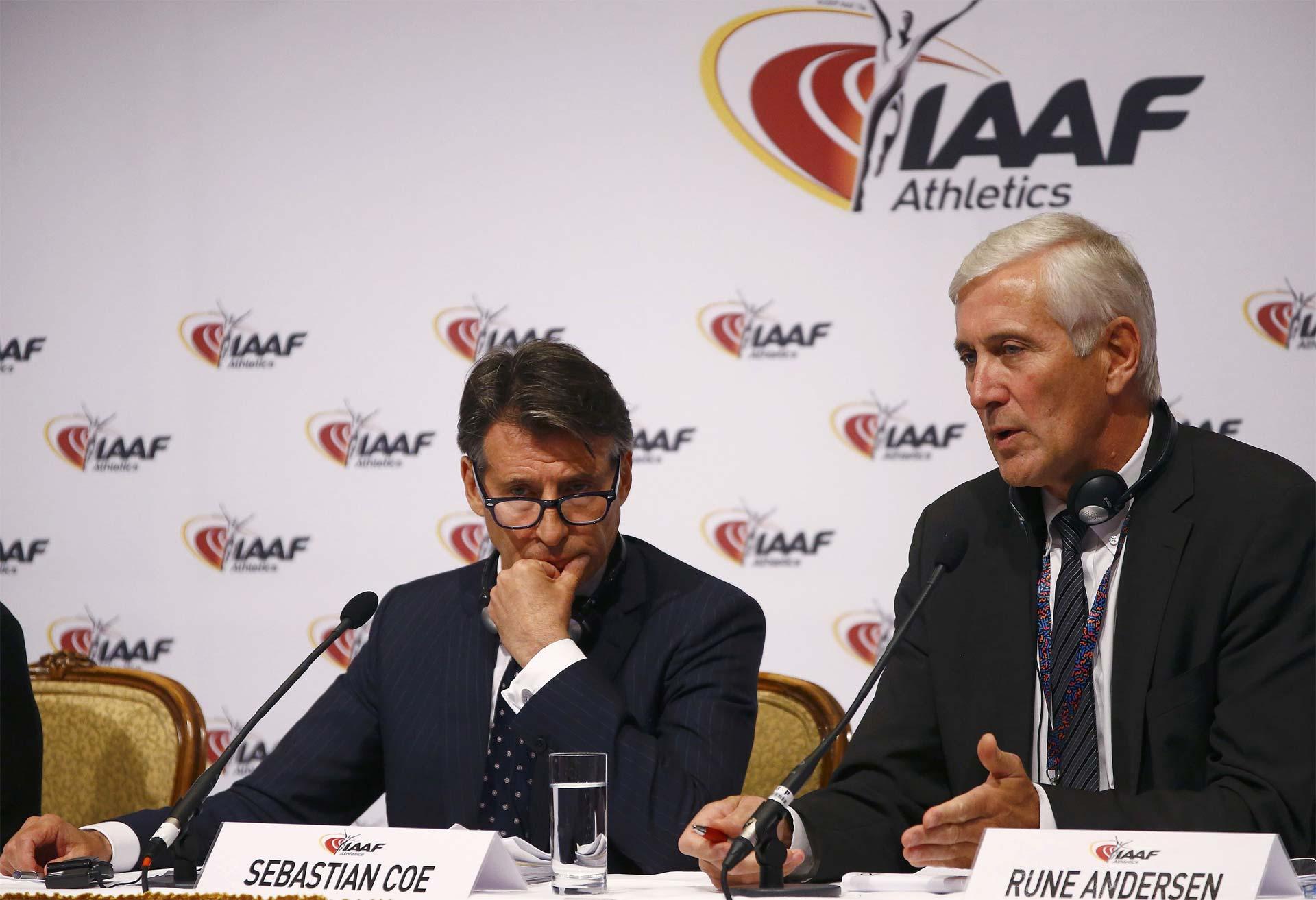 Así lo expresó en un comunicado, luego de que la IAAF ratificará la suspensión de cara a los Juegos Olímpicos de Río