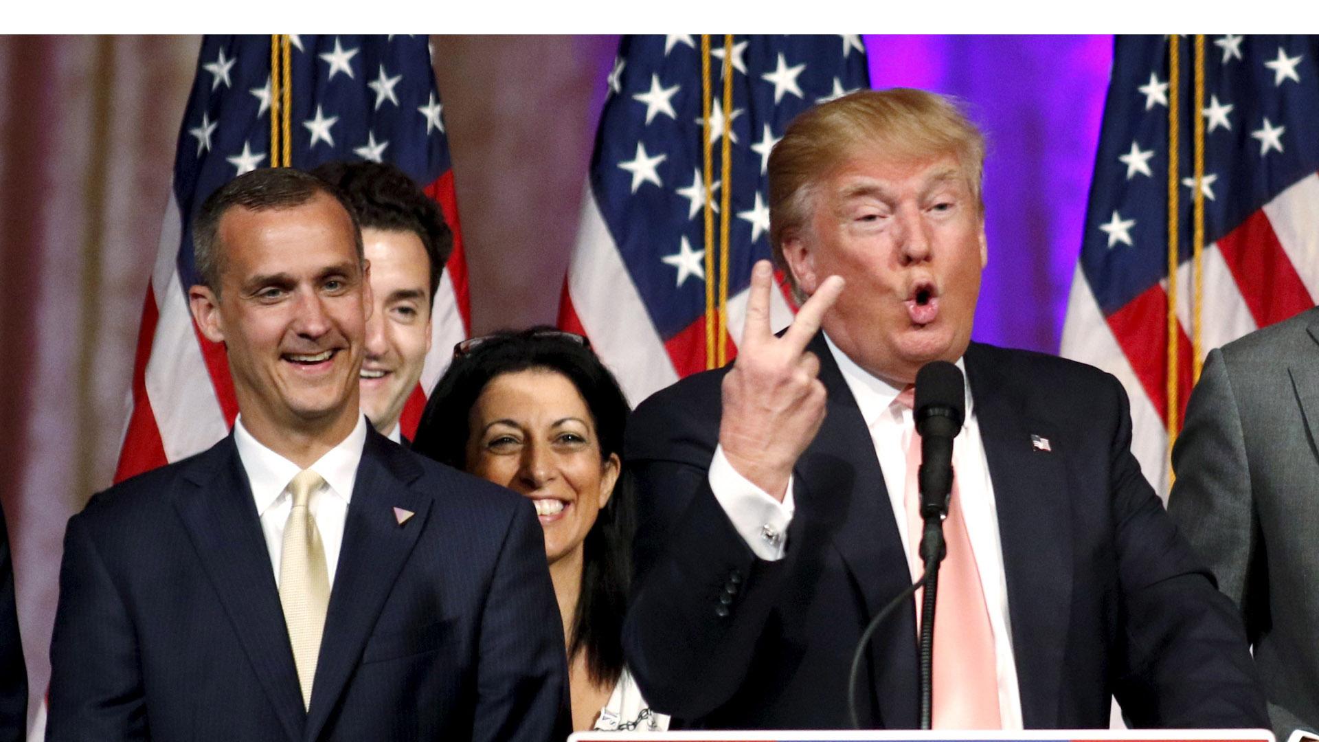 Trump prescindirá de su jefe de campaña
