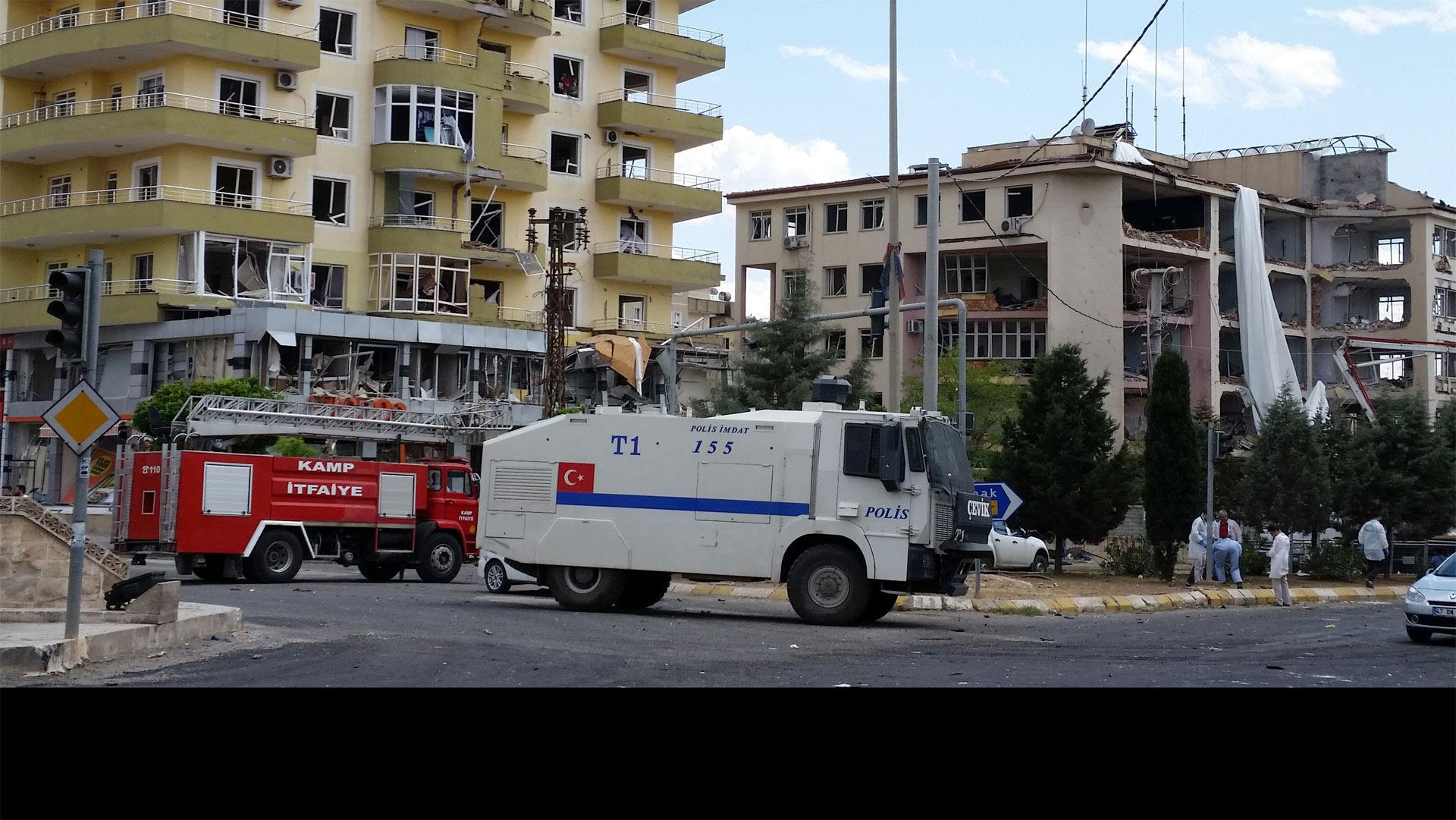 Un portavoz del presidente Recep Tayyip Erdogan atribuyó al grupo la explosión de un carro bomba en Estambul