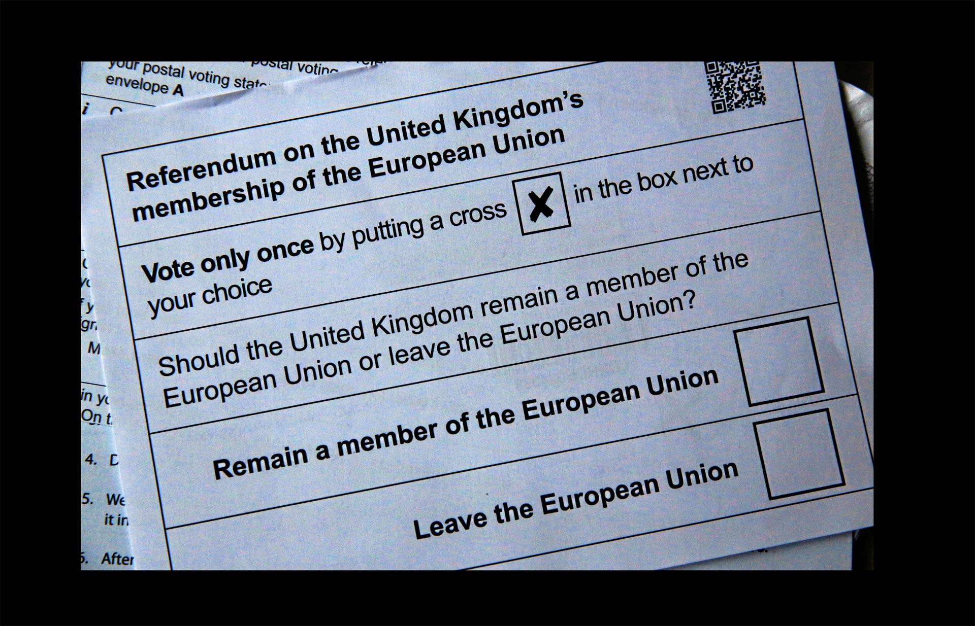 Falta menos de un mes para el referéndum sobre la permanencia crucial referéndum sobre la permanencia o no de Reino Unido en la UE