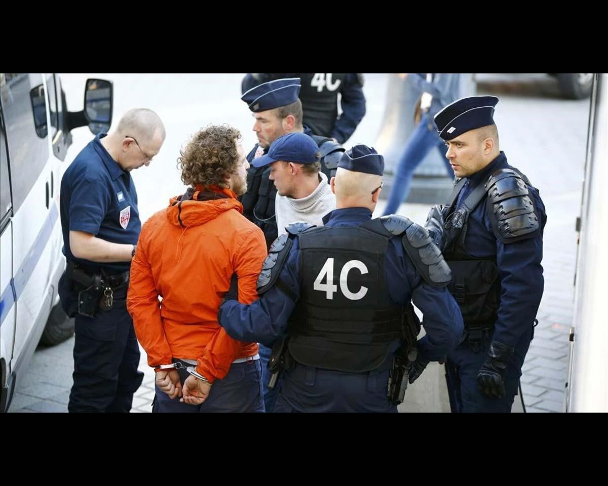 Agredieron en Alemania a turistas españoles. Antes habían estado en Marsella, posiblemente en la Euro