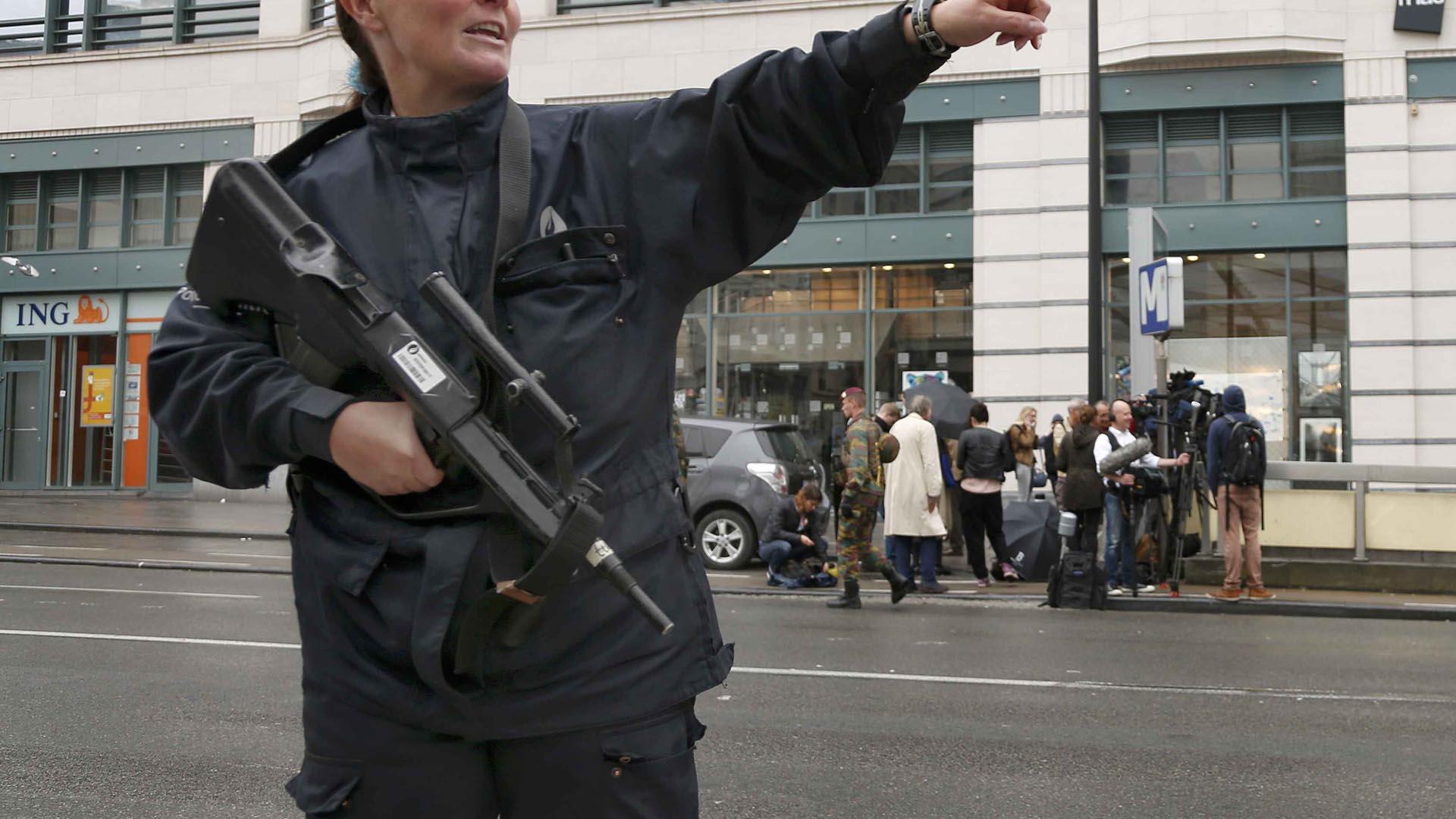 La Fiscalía del Estado informó que los detenidos pertenecen a un grupo terrorista