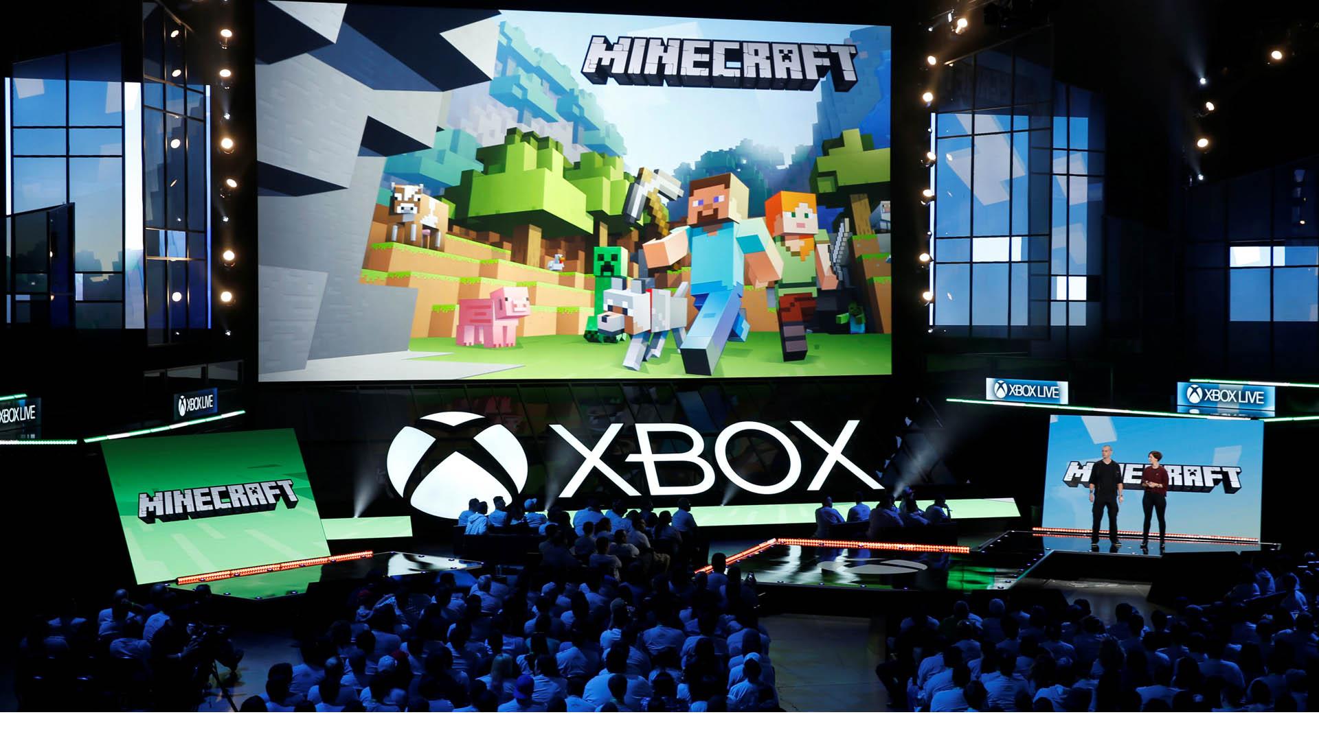Microsoft presentó novedades en la E3