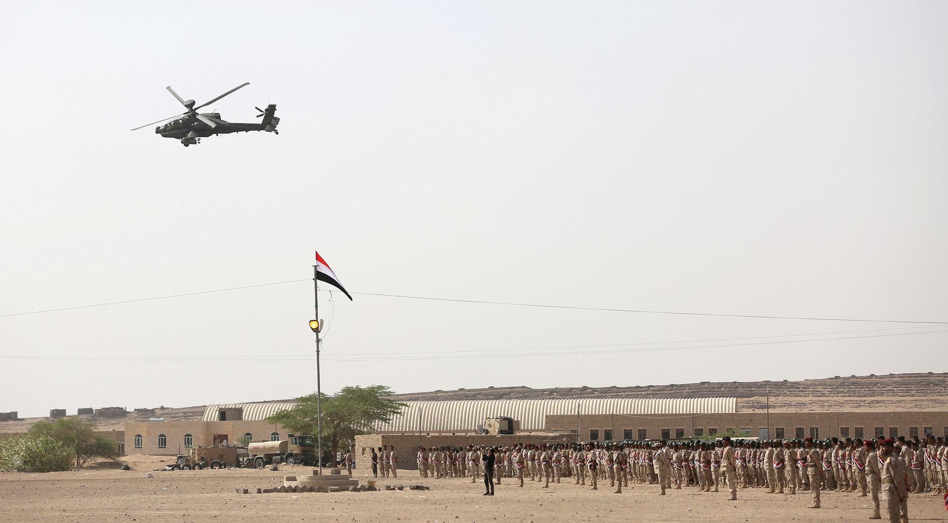 Emiratos Árabes finalizan misión en Yemen