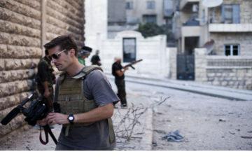 El curso consistía en un entrenamiento básico destinado a la cobertura periodística en situaciones de conflicto