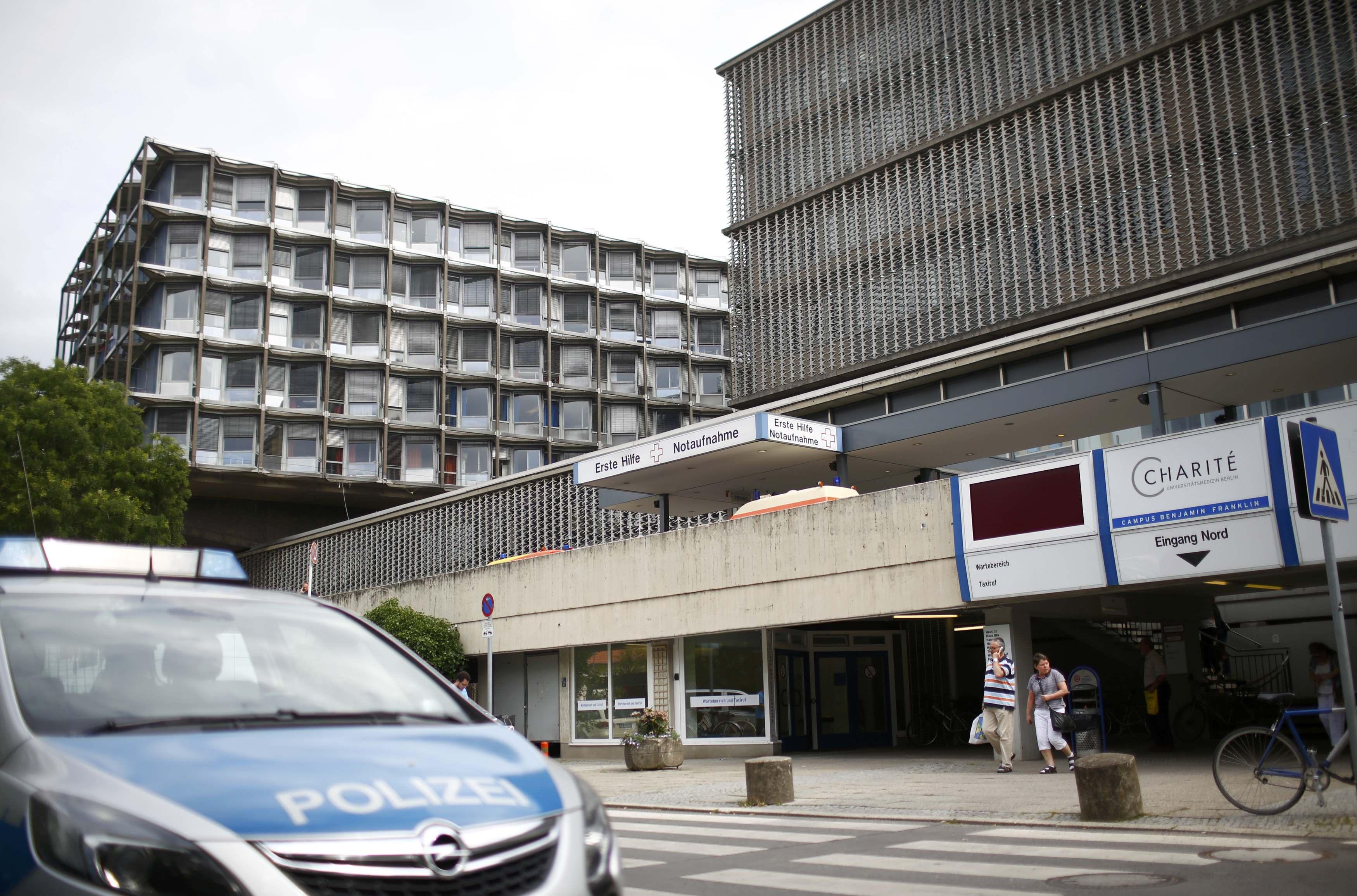 Los hechos ocurrieron en el hospital Bejamin Franklin ubicado en Berlín cuando un hombre generó varios disparos antes de suicidarse