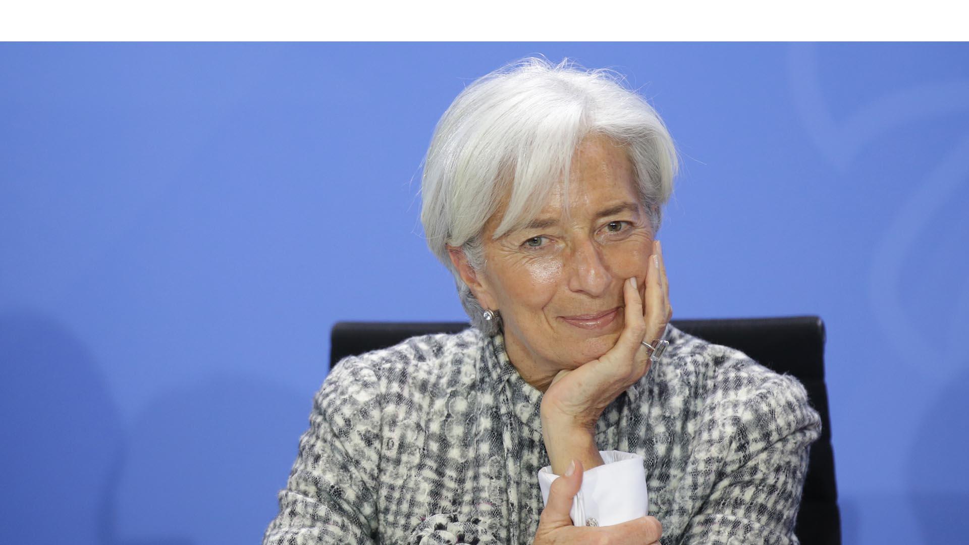 El Tribunal de Casación en París acusa a Christine Lagarde por negligencia