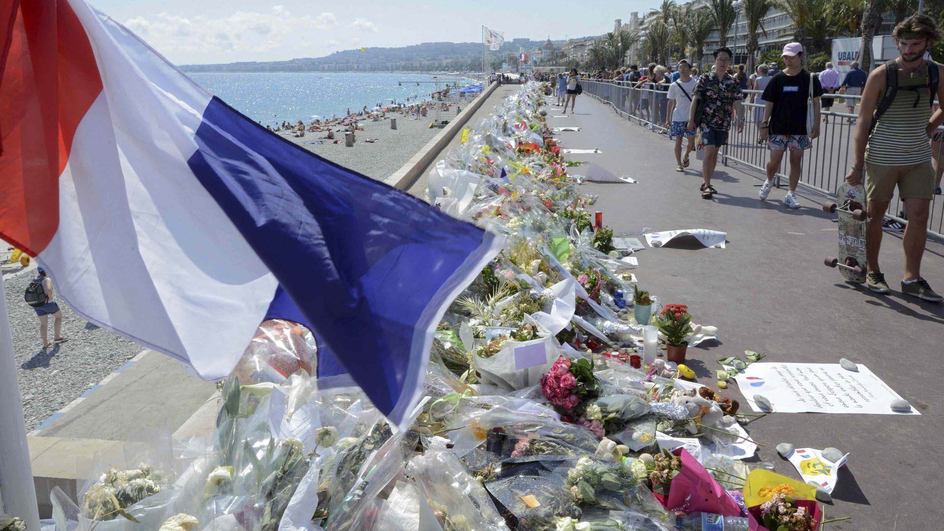 El fiscal antiterrorista, François Molins, también aseguró que el atacante tuvo cómplices