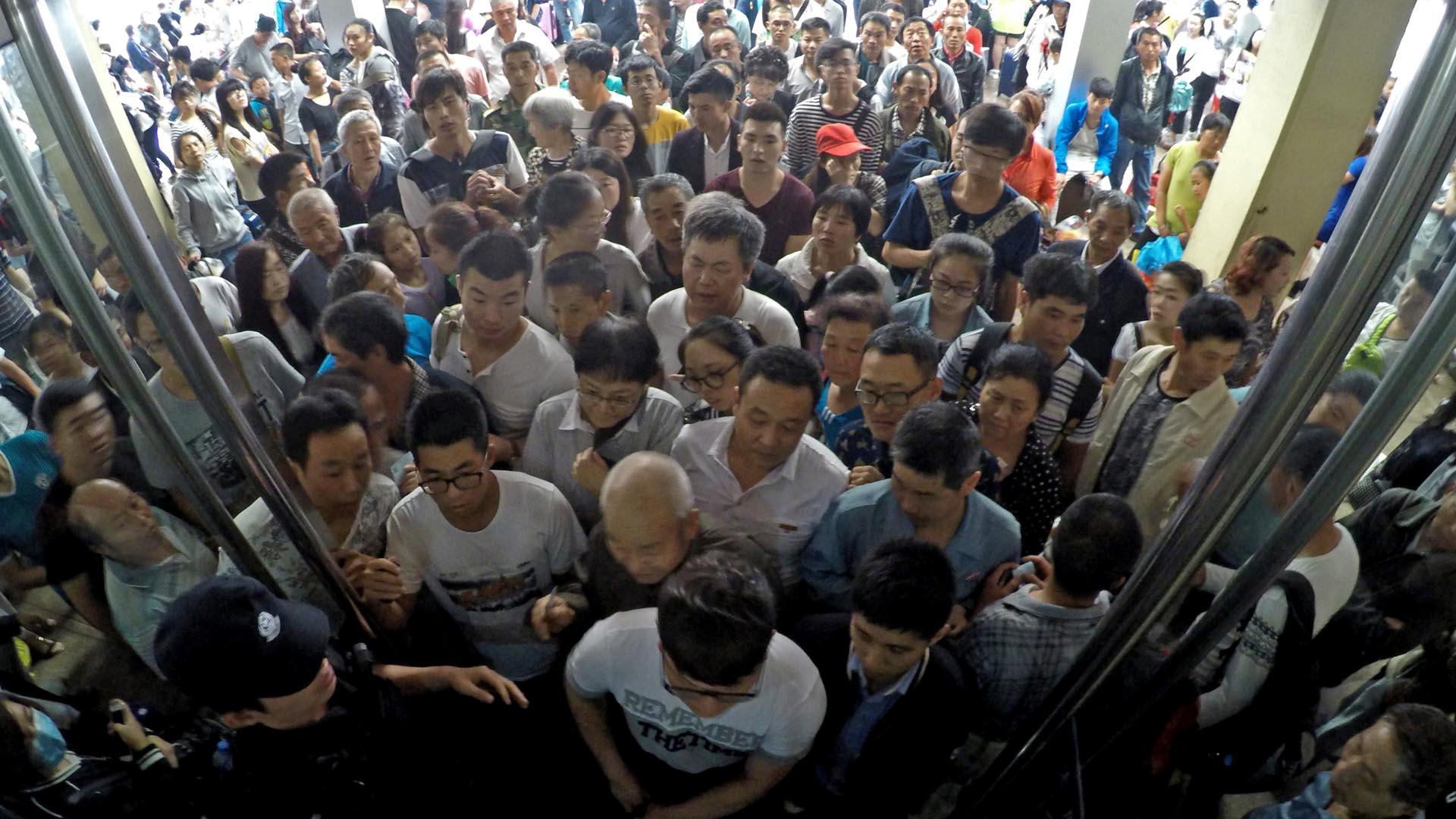 La Organización Mundial de la Salud dijo que una población envejecida representa una disminución de su crecimiento económico