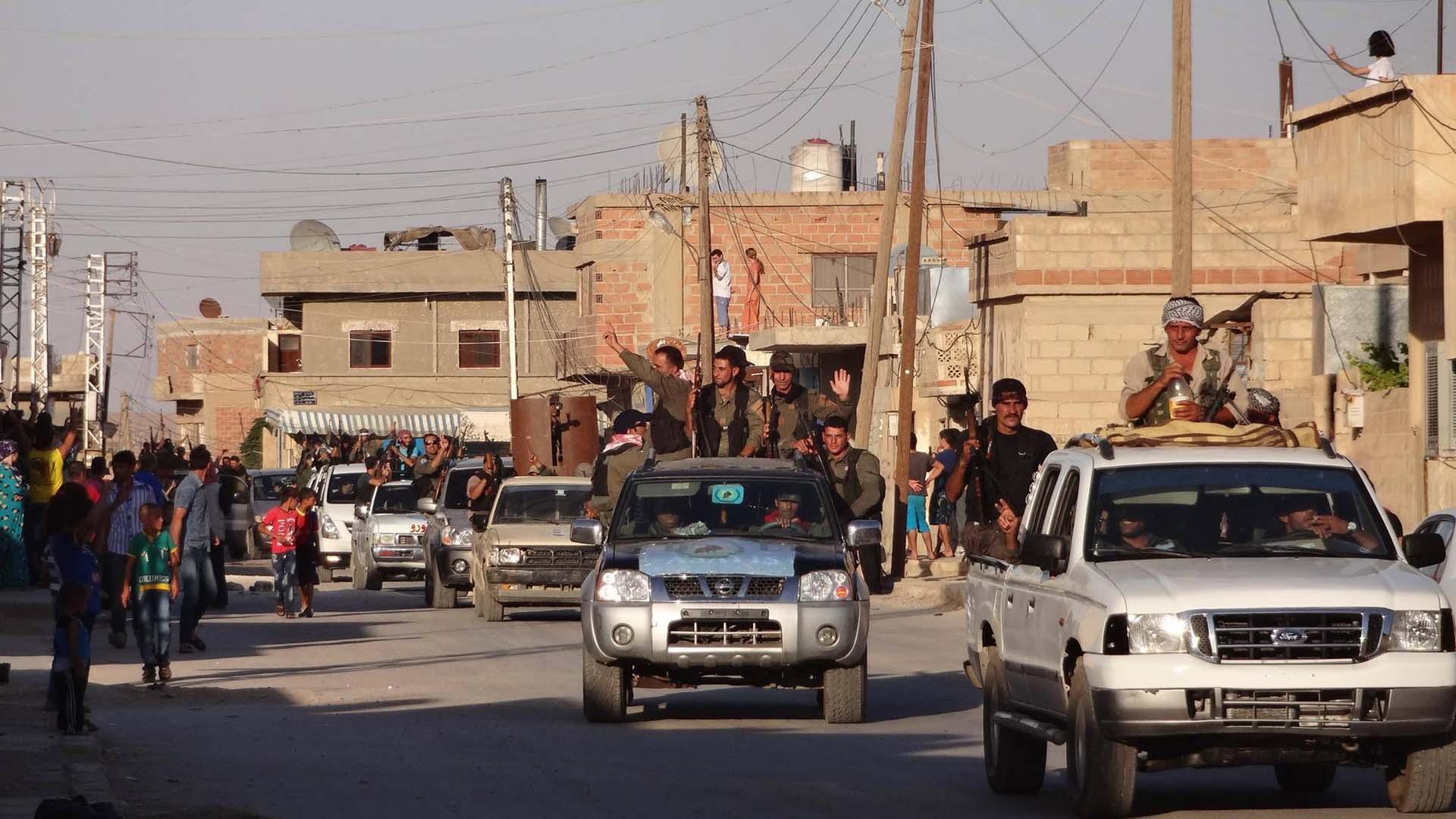 Un funcionario del gobierno atribuyó el ataque al grupo terrorista Estado Islámico