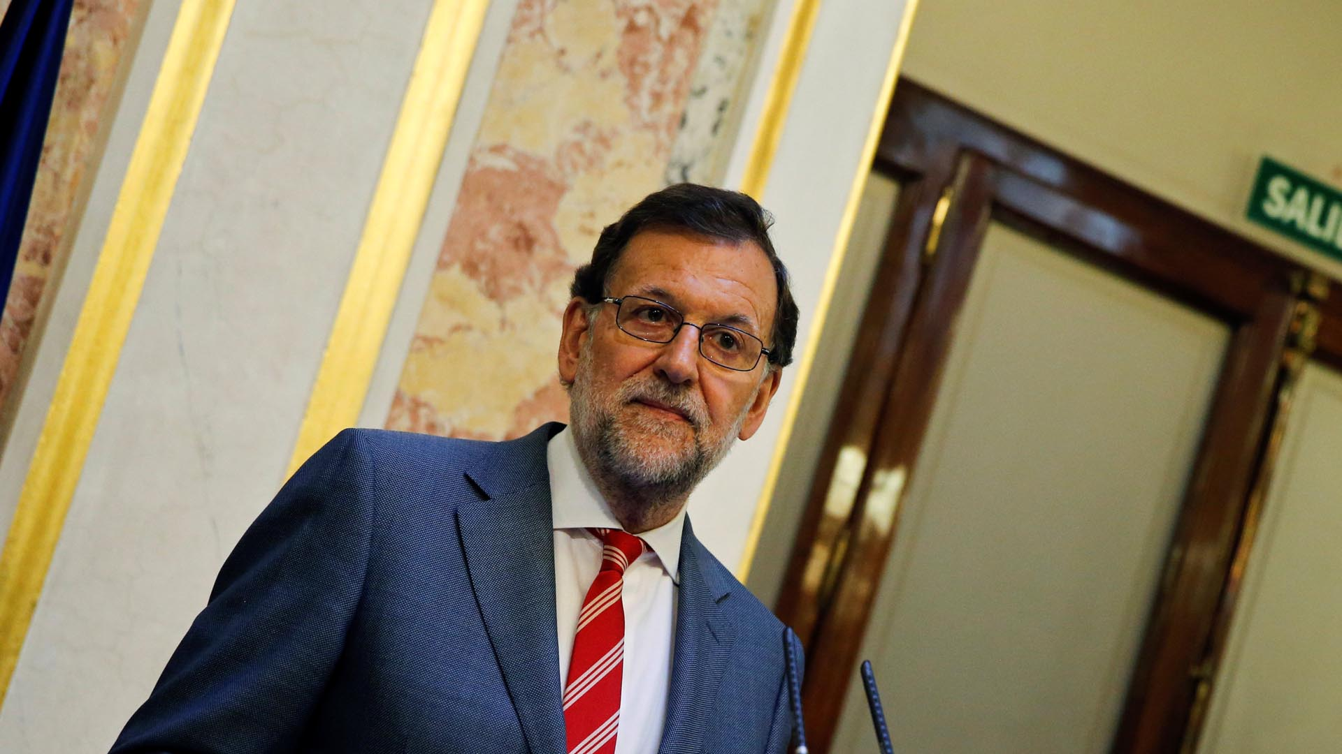 """El líder del Partido Popular expresó su rechazo de volver a las urnas por tercera vez. """"Sería un disparate"""", dijo"""