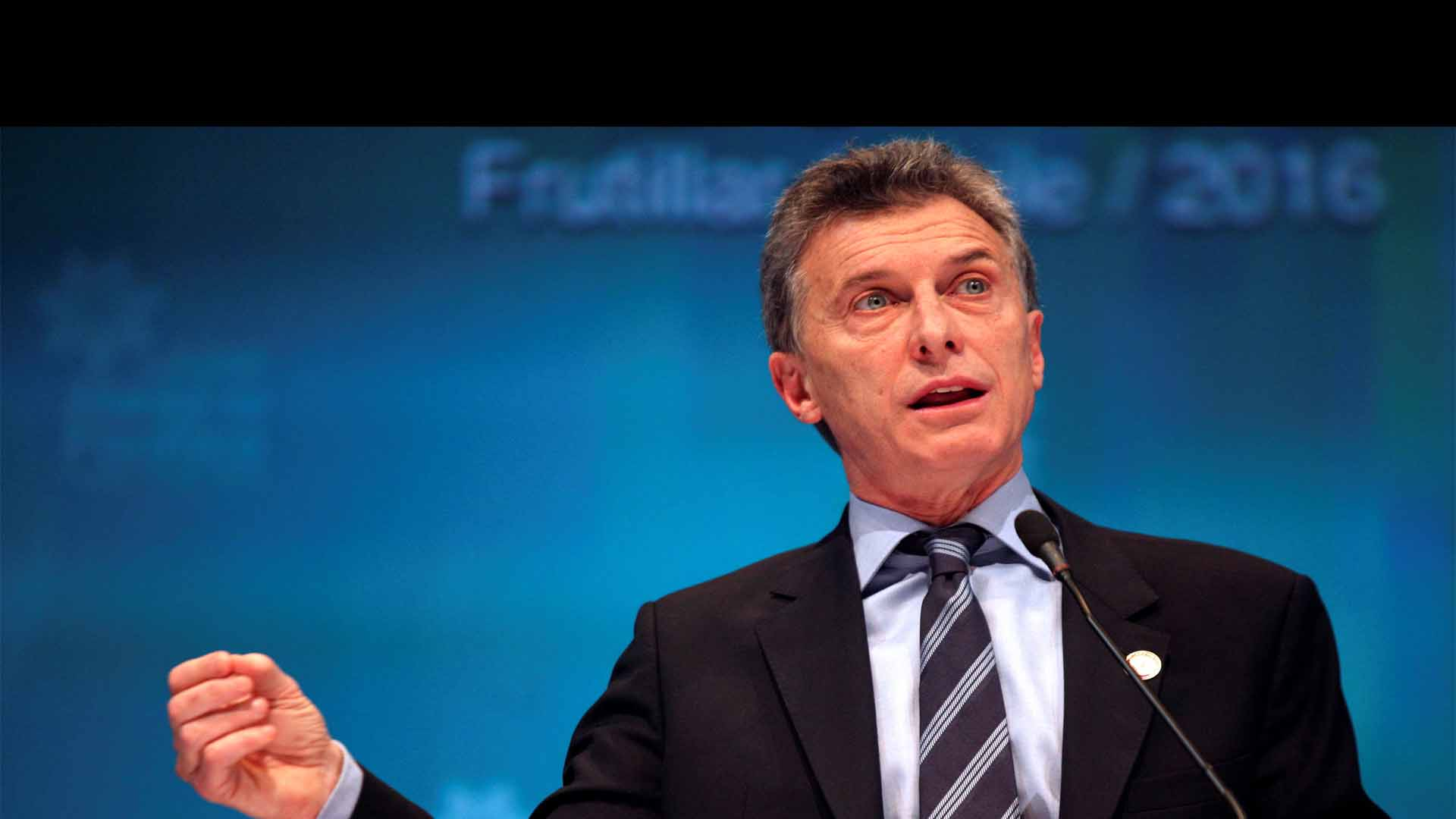 El mandatario argentino intenta promover la inversión extranjera en su país y abogar por un tratado de libre comercio entre la UE y Mercosur