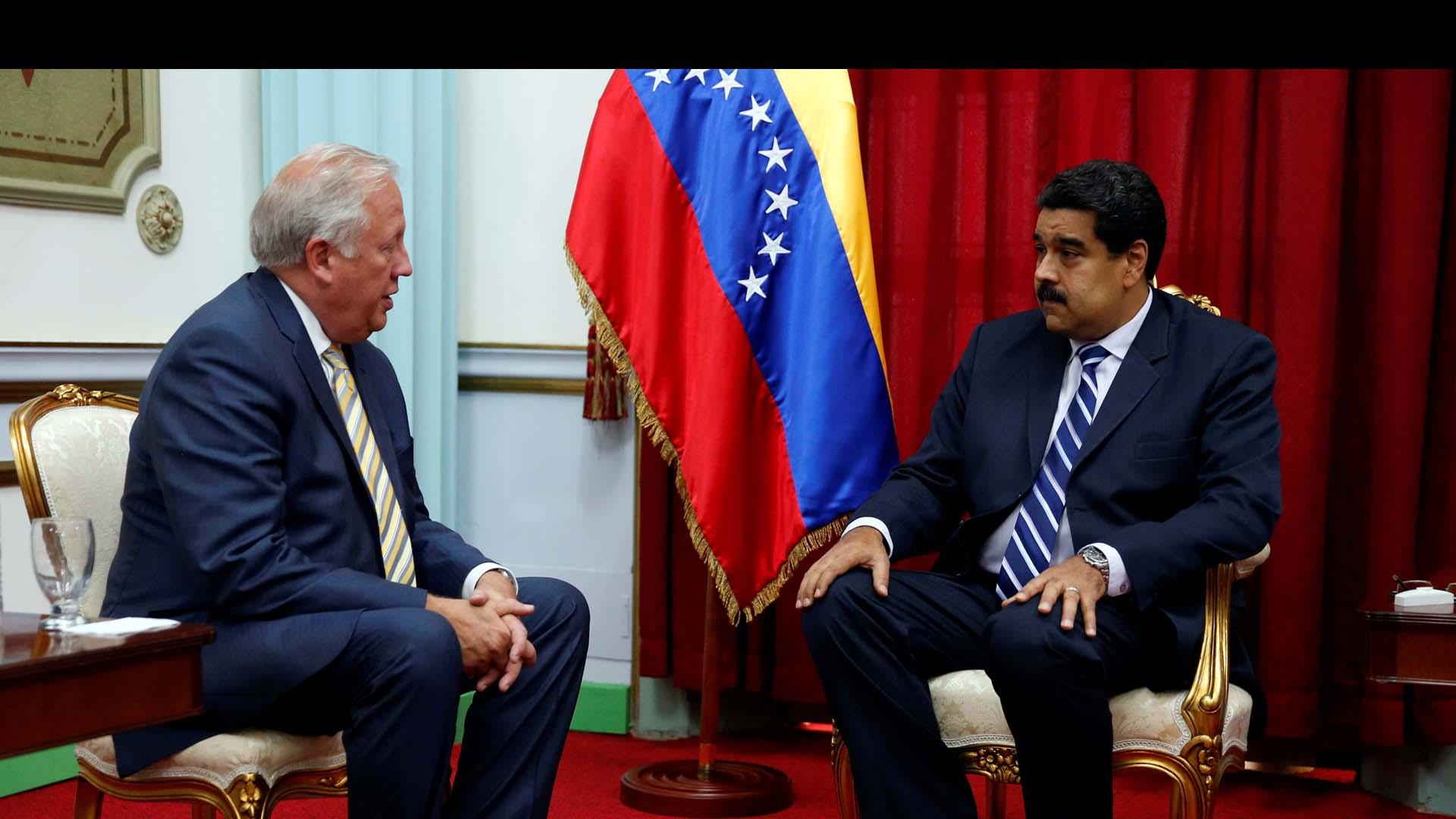 El Ejecutivo ratificó su voluntad de restablecer la cooperación bilateral siempre y cuando se respete la autodeterminación de los pueblos
